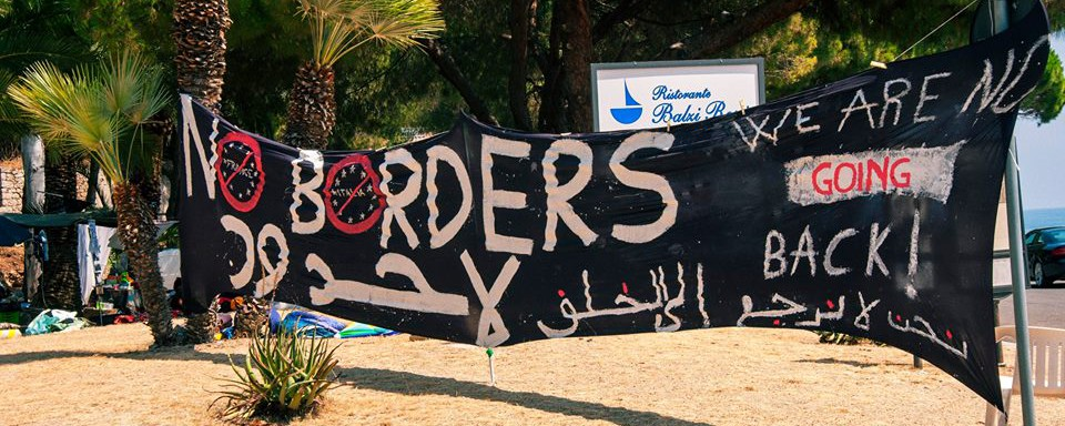 Presidio Permanente No Borders Ventimiglia