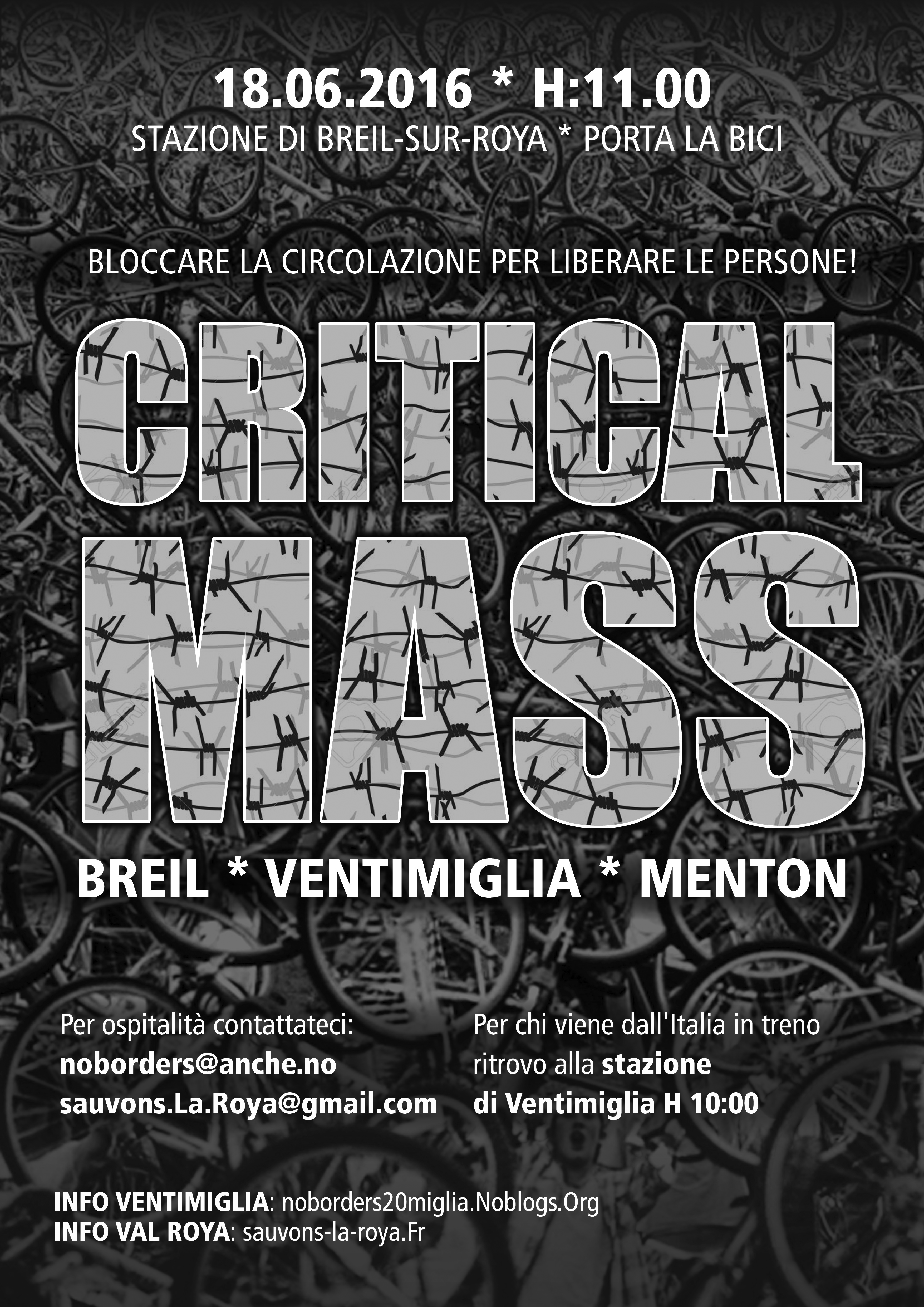 Velorution/Critical Mass